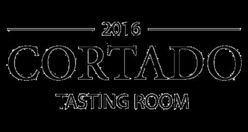 Cortado Tasting Room Logo
